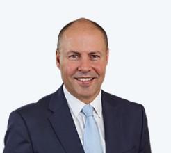 Hon. Josh Frydenberg MP - Federal Treasurer